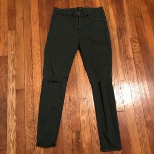 Just black jeans
